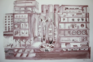 (14) Naomi du Toit - Zeitz Museum of Contemporary African Art at the V&A Waterfront Cape Town