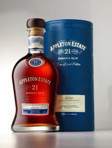 Appleton  Estate Jamaica Rum 21Yr Old