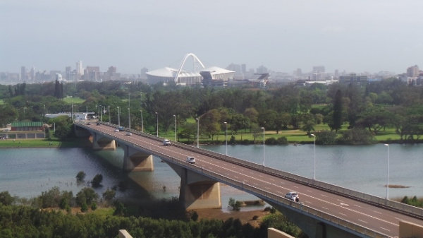 Riverside Hotel View
