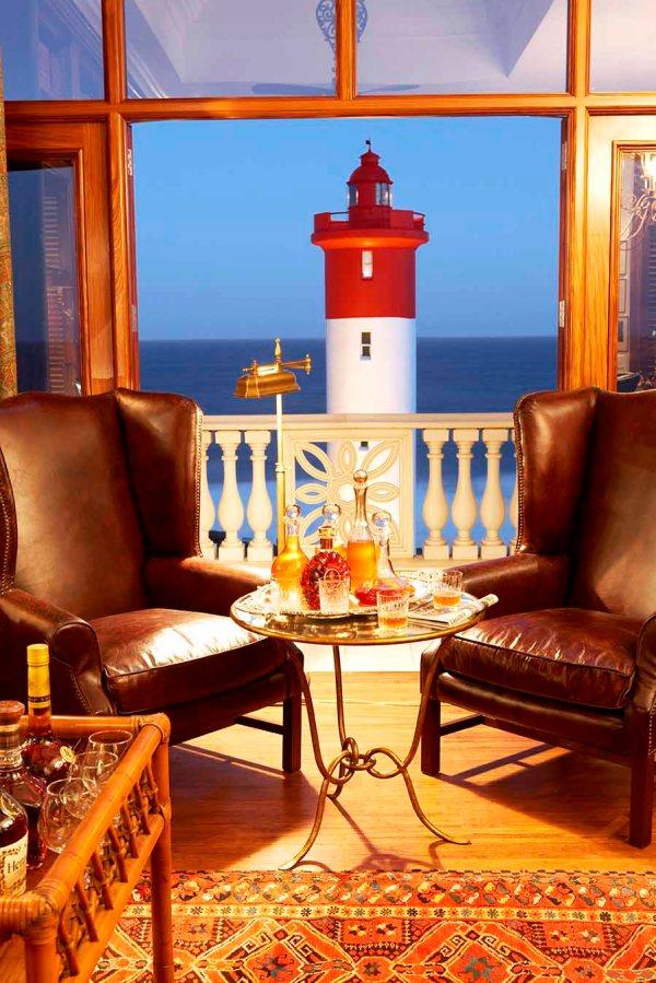 The Oyster Box, Lighthouse Bar,Durban,KZN,South Africa