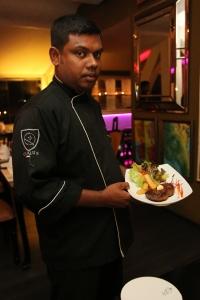 Sous Chef Chamila