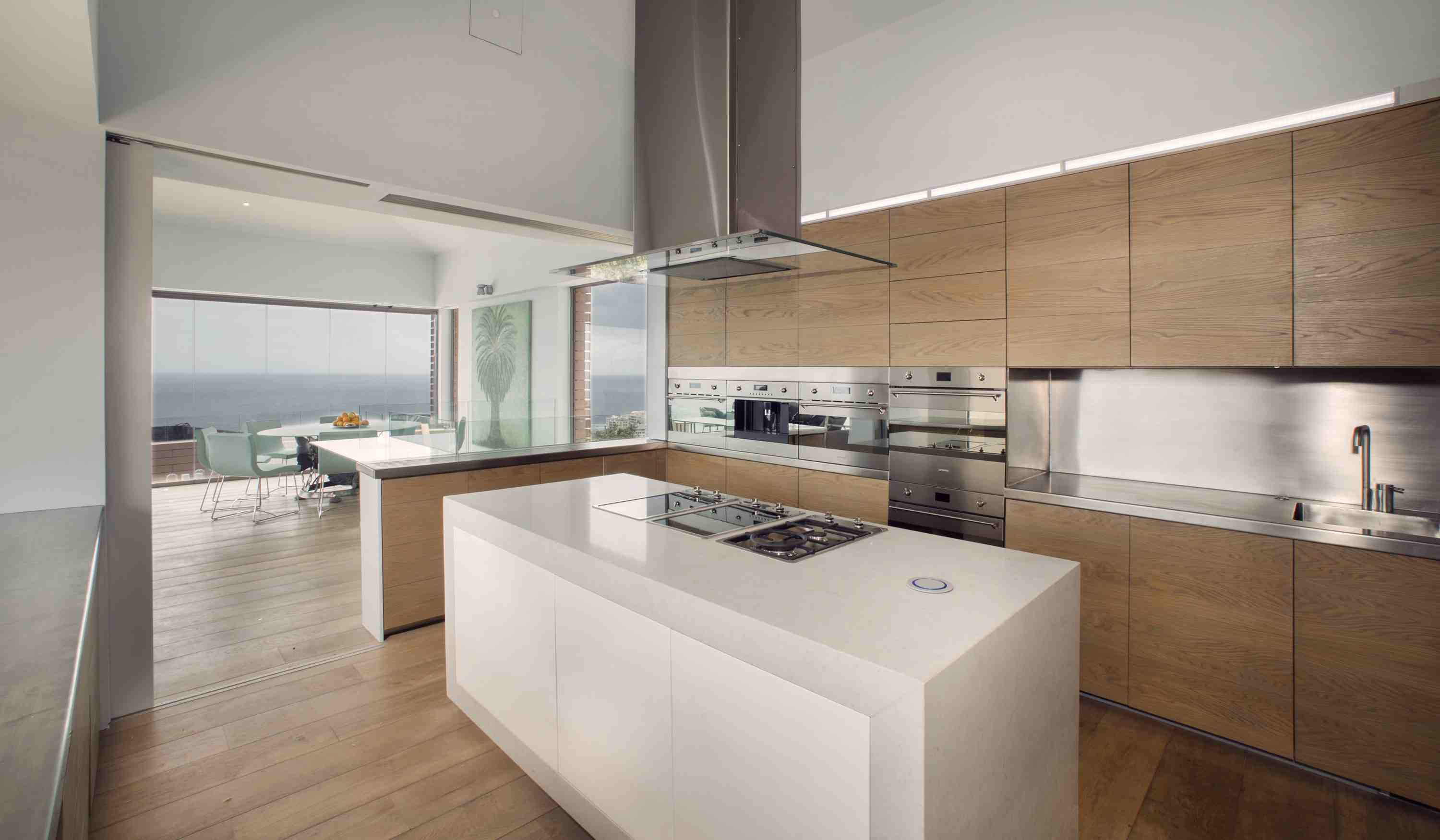 Gravity defying ultra modern architecture and for Ultra modern kitchen designs luxury