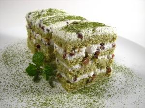 Matcha_and_Redbean_Cake