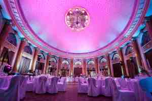 Emerald Ballroom wedding2