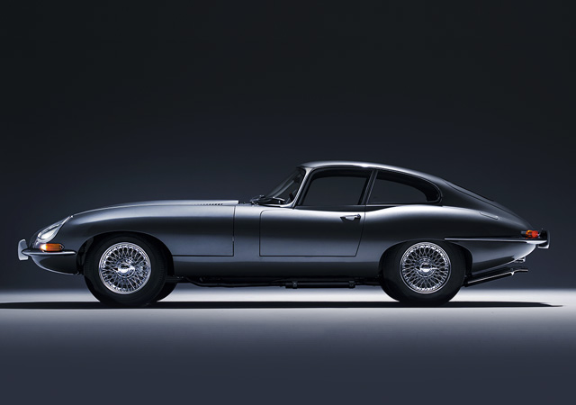 Jaguar E-Type Coupe Series 1 (www.jaguar.com)