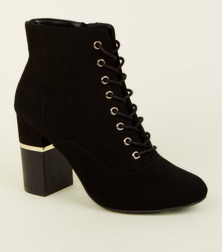 black-lace-up-gold-trim-block-heel-boots