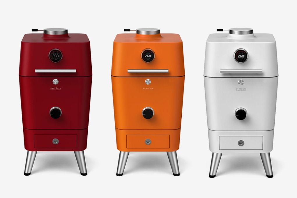 Everdure-4K-Charcoal-Smart-Grill-4