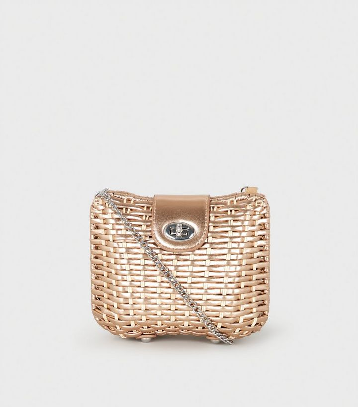 rose-gold-structured-woven-cross-body-bag