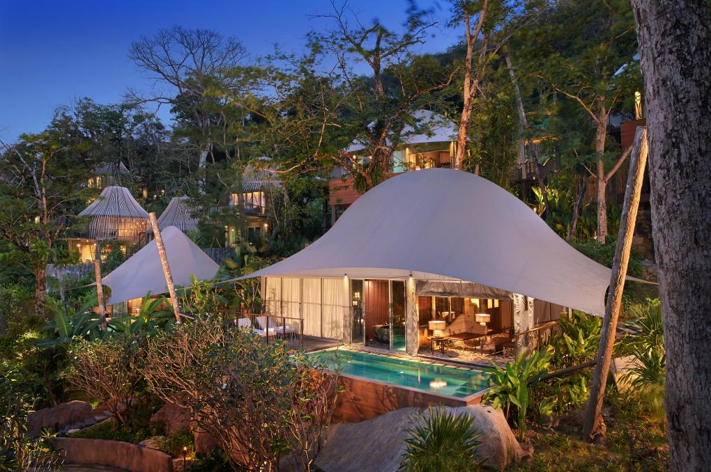 Tent-Pool-Villa-Exterior